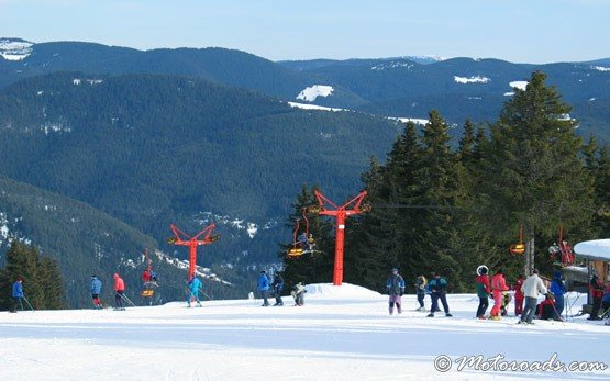 Ski Lifts in Pamporovo